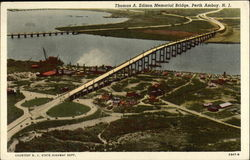 Thomas A. Edison Memorial Bridge