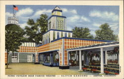 Picnic Pavilion near the Famous Theatre - Elitch Gardens