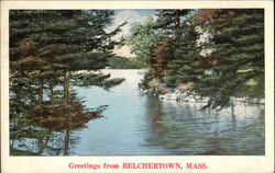 Greetings from Belchertown, Mass