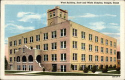 West Building, Scott and White Hospital