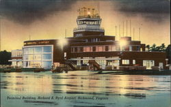 Terminal Building, Richard E. Byrd Airport