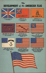 The Development of the American Flag