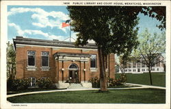 Public Library and Court House