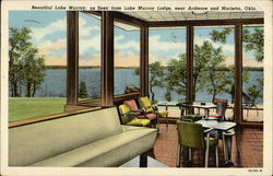 Lake Murray and Lodge