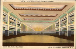 "Grand ""Colorama"" Ballroom - Hotel St. George"