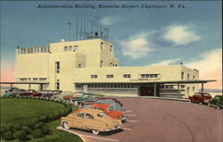 Administration Building, Kanawha Airport