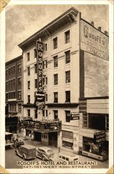 Rosoff's Restaurant and Hotel