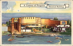 A Century of Progress Electrical Building