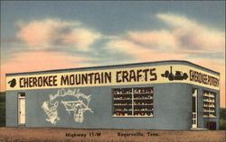 Cherokee Mountain Crafts