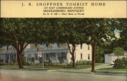 J.R. Shoffner Tourist Home