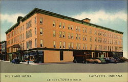 The Lahr Hotel
