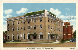 The Bluemont Hotel - Modern, Popular Prices