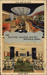 The Necho Allen Hotel - Coal Mine Tap Room & Dining Room