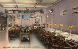 Mitchell's Colonial Dining Room