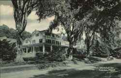 Whitehall Inn Postcard