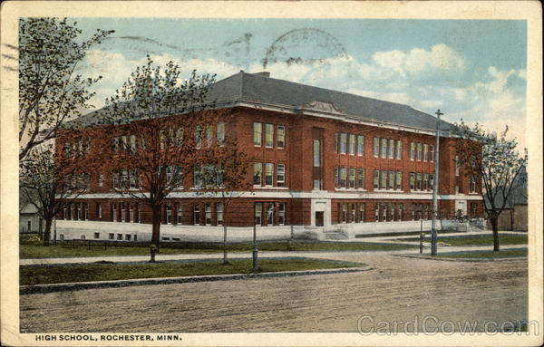 High School Rochester Minnesota