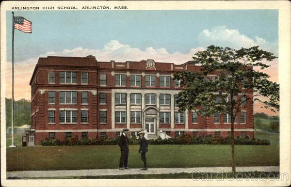 Arlington High School Massachusetts