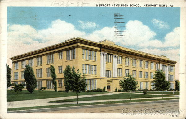 Newport News High School Virginia