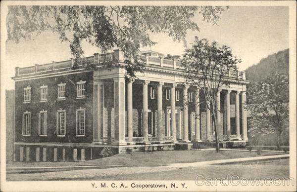 Y.M.C.A Cooperstown New York