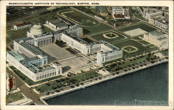 Massachusetts Institute of Technology Boston