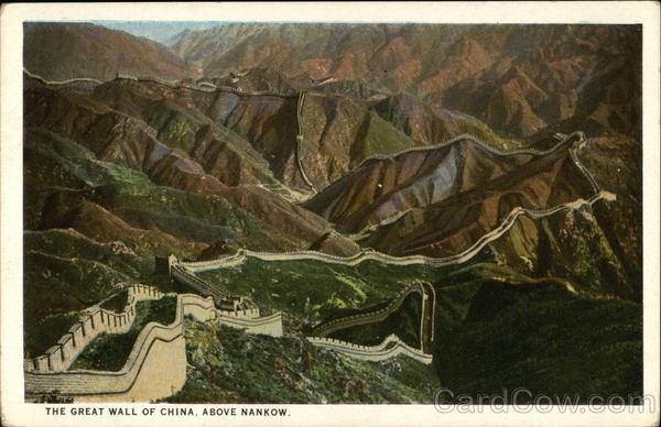 The Great Wall of China, Above Nankow