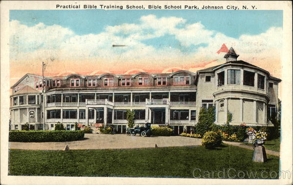 Practical Bible Training School - Bible School Park Johnson City New York