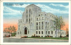 Reno County Court House
