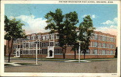 The New Washington High School