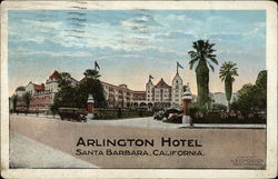 View of Arlington Hotel