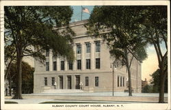 Albany County Court House