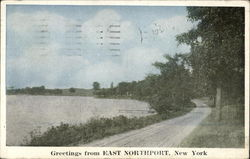 Greetings from East Northport, New York