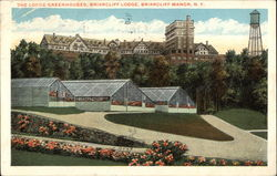 The Logge Greenhouses, Briarcliff Lodge