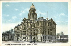 Denver County Court House