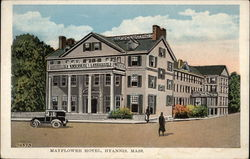 Mayflower Hotel