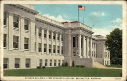 Science Building, State Teacher's College