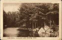 Highland Lake - Pine Knoll