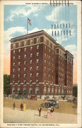 Fort Stanwix Hotel, 200 Rooms, 175 Baths, The Only Fire-Proof Hotel in Johnstown, Pa