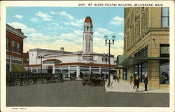 Mt. Baker Theatre Building