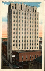 The Old National City Bank Postcard