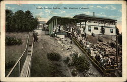 Scenic Incline Railway, Mt. Manitou