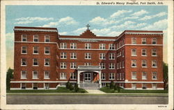 St. Edward's Mercy Hospital