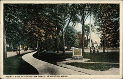 Lexington Green - North Side