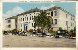 Berkeley Continuation High School