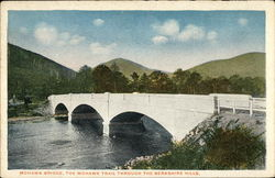 Mohawk Bridge, The Mohawk Trail Through the Berkshire Hills