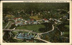 Air View of the Carnegie Institute of Technology