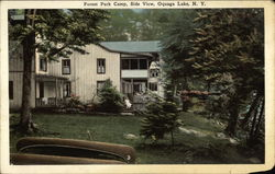 Forest Park Camp, Side View