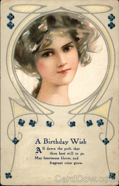 A Birthday Wish Women