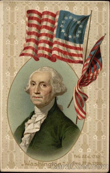 George Washington President's Day