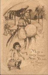 May a very happy New Year be thine