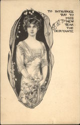 To Introduce You to Miss New Year The Debutante